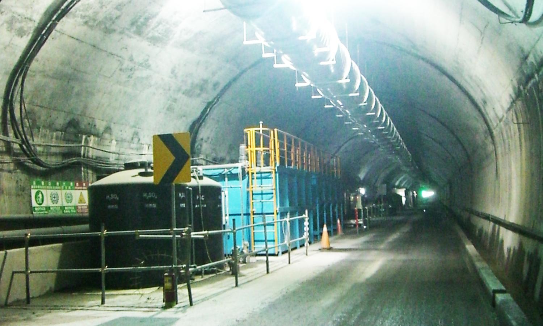 台9線蘇花公路B3標谷風隧道新建工程-水電儀控等工程