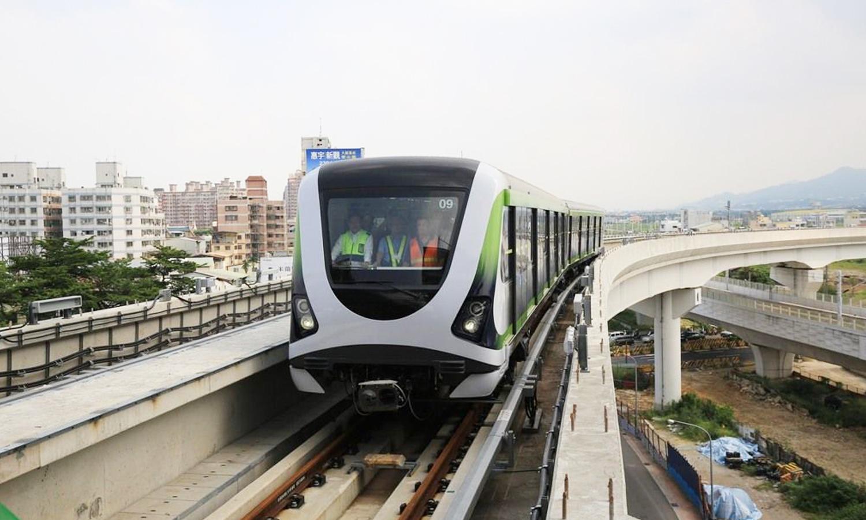 台中捷運烏日文心北屯線出入口與土地開發場站共構第二區段標工程