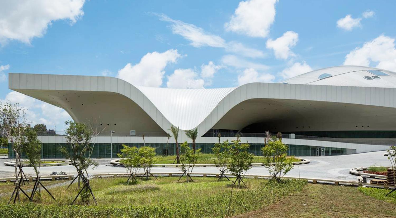 衛武營藝術文化中心-主體結構新建工程