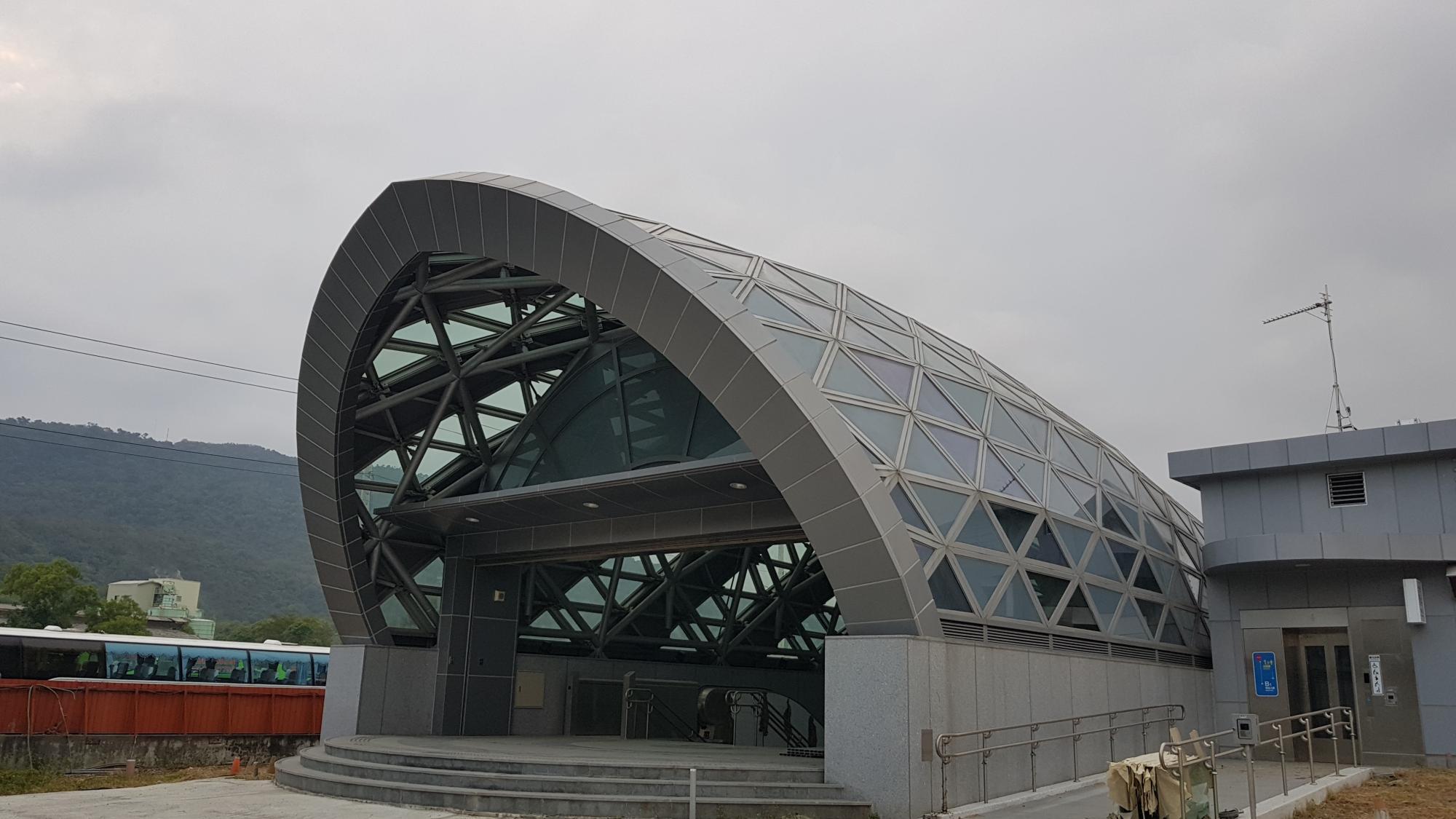 臺鐵鐵路地下化工程[鼓山站]