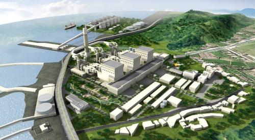 林口電廠更新擴建計畫